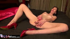 USAwives Mature Masturbation Compilation Thumb