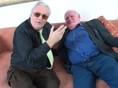 grandpa Mireck fucks Thumb
