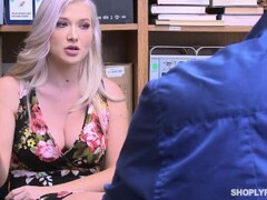 shoplyfter blonde arrest strip search cheat Thumb
