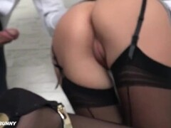 HARD FUCKED my young SECRETARY AT THE WORKPLACE HD HOT Thumb