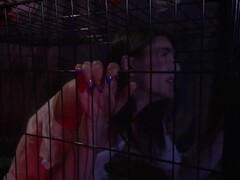 Katherine Cane in Monster's Cage 01 Thumb