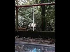 Public Blowjob-Boquete Publico na pista de skate Thumb