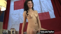 Yanks Ariel Humps Her Ex's Shirt Thumb
