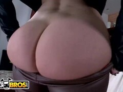 BANGBROS - Sexy PAWG Ashley Fires Takes A Big Dick Up Her Tight Ass Thumb