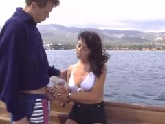 Anita Dark in - blast from the past - hot sex scene on the boat Thumb