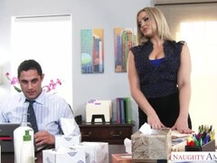 Alexis Texas Naughty Boss Thumb